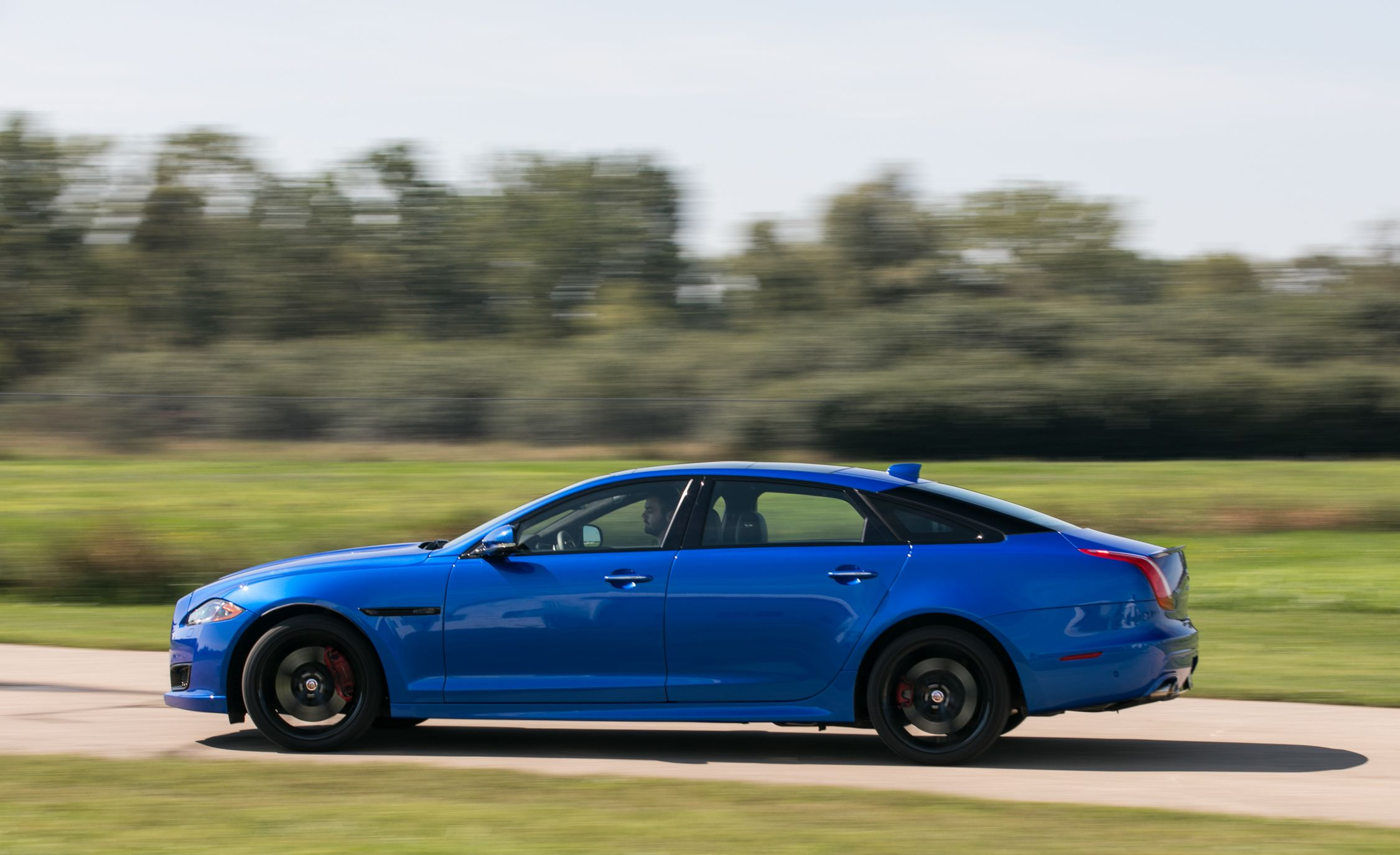 2019 Jaguar Xjr575 Reviews Price Photos And Specs Car Driver