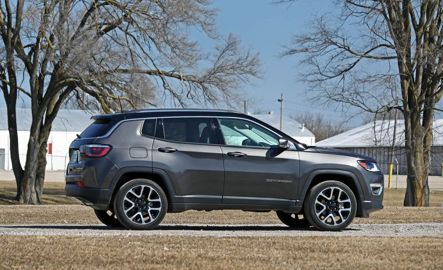 2018 Jeep Compass | Interior and Passenger Space Review | Car and Driver