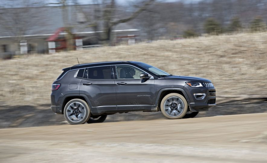2018 Jeep Compass Limited - Slide 1