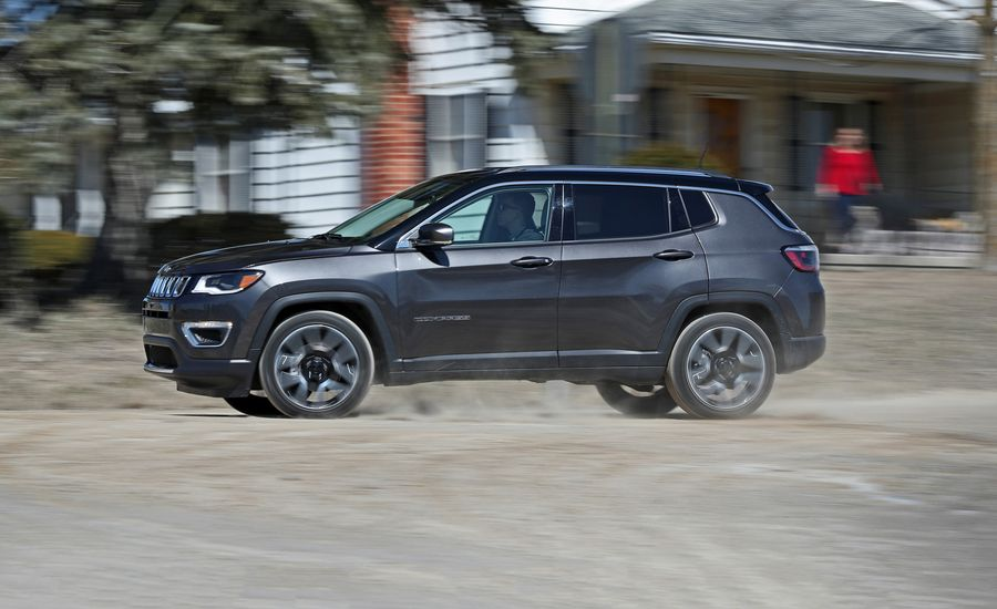 2018 Jeep Compass FWD Automatic
