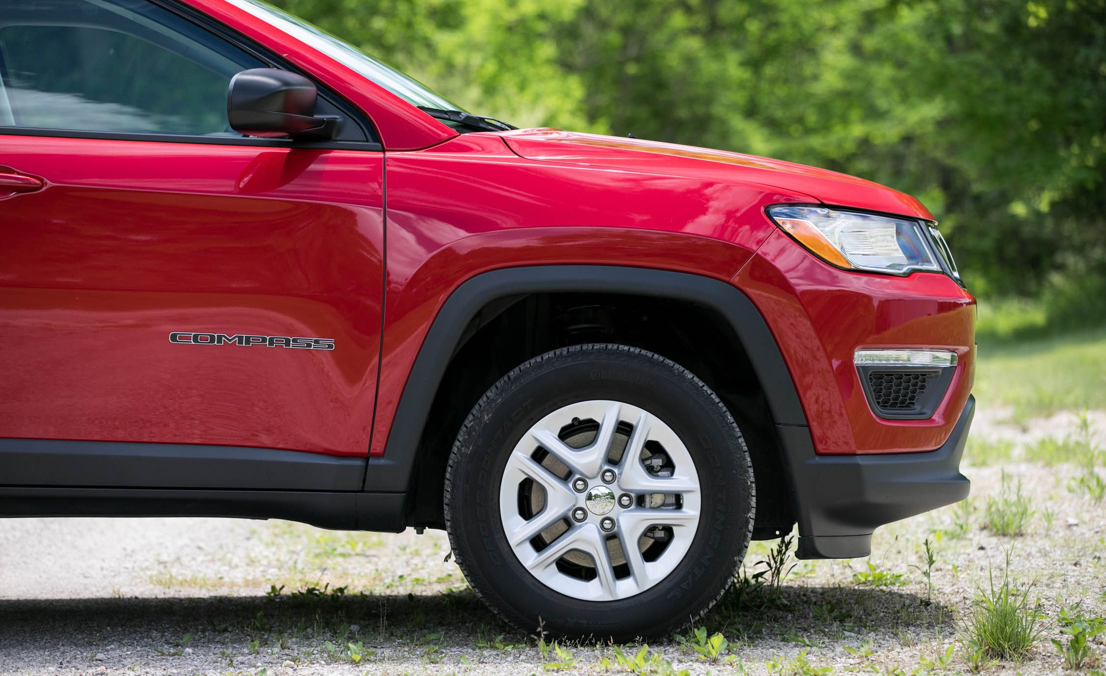 2007 jeep compass manual transmission problems