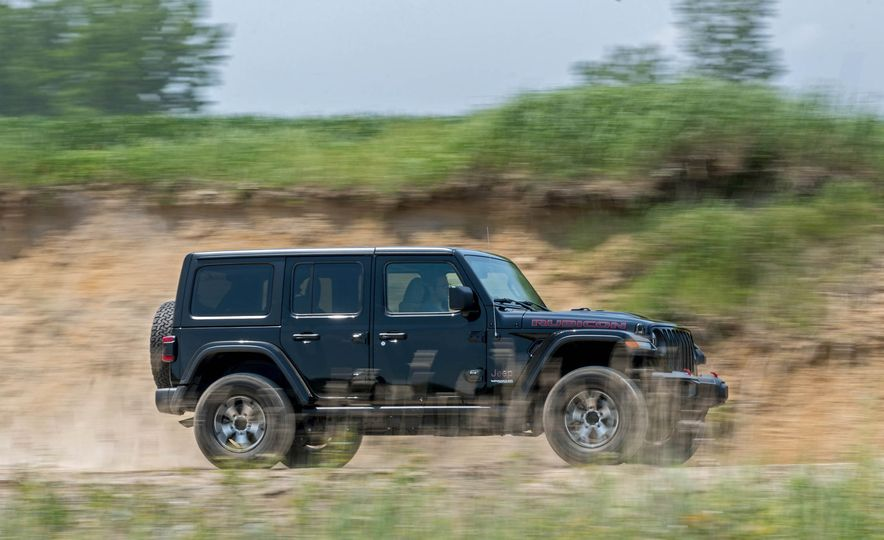 2018 Jeep Wrangler Rubicon Unlimited - Slide 5