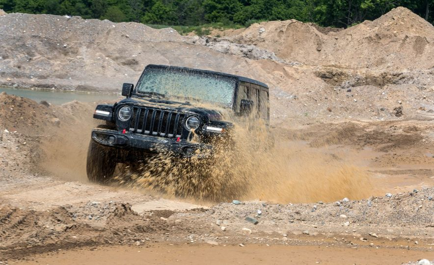 2018 Jeep Wrangler Rubicon Unlimited - Slide 7