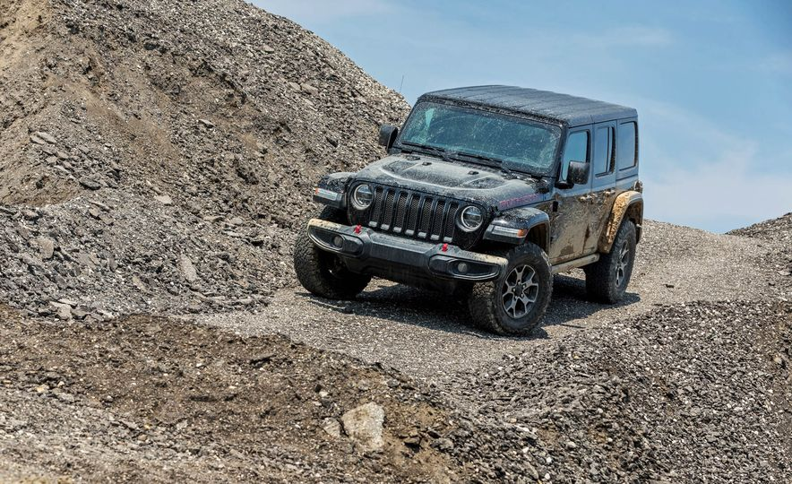 2018 Jeep Wrangler Rubicon Unlimited - Slide 13