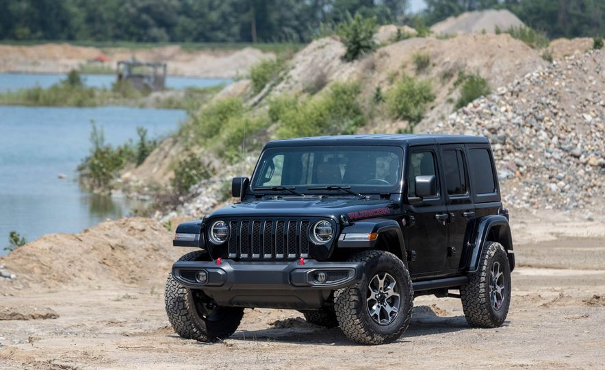 2018 Jeep Wrangler Rubicon Unlimited - Slide 20