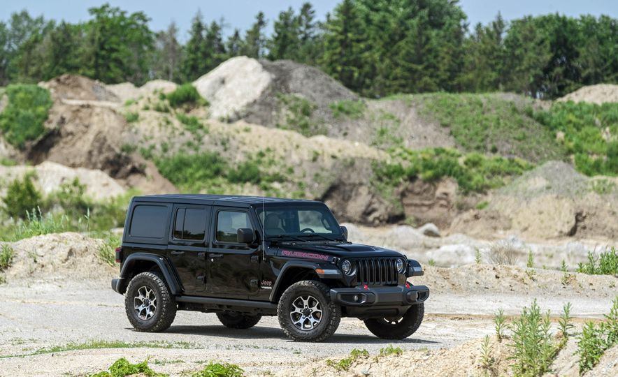 2018 Jeep Wrangler Rubicon Unlimited - Slide 25