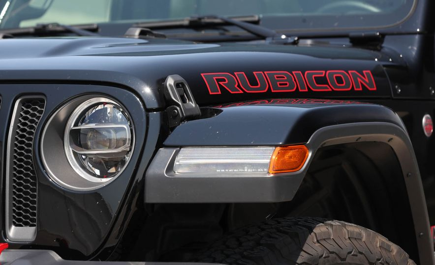 2018 Jeep Wrangler Rubicon Unlimited - Slide 31