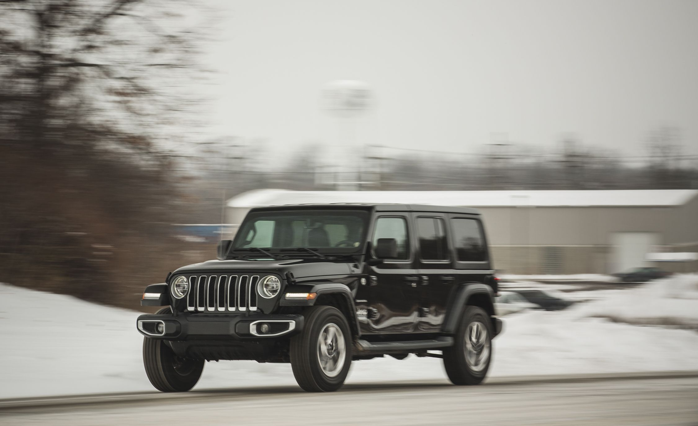 The Jeep Wrangler Outsold a Bunch of Hugely Popular Cars Last Month