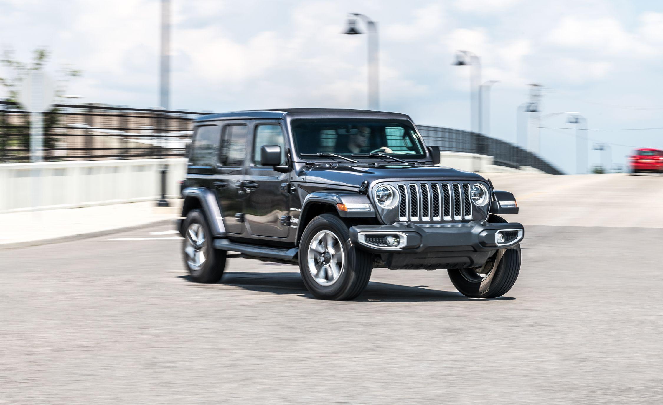 Jeep Wrangler Reviews Price Photos And Specs Car Custom Dash Driver