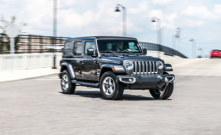 The 2018 Jeep Wrangler Hybrid Provides Effortless Thrust, Much Improved Fuel Economy