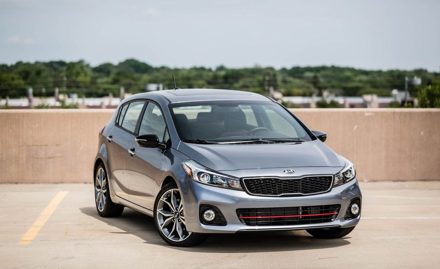 2018 Kia Forte / Forte5 | Video Review | Car and Driver