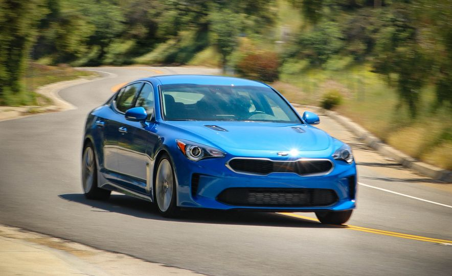 2018 Kia Stinger - Slide 6