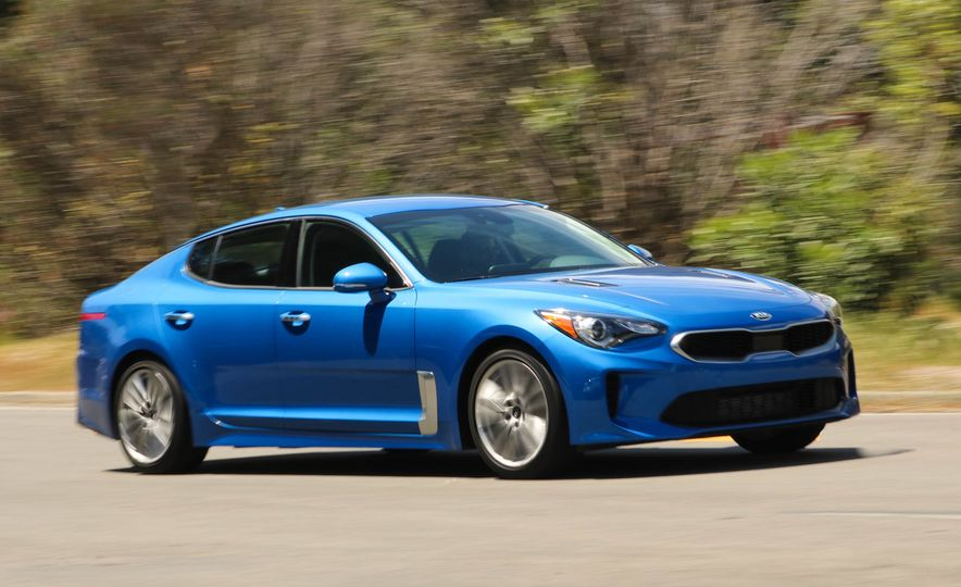 2018 Kia Stinger - Slide 7