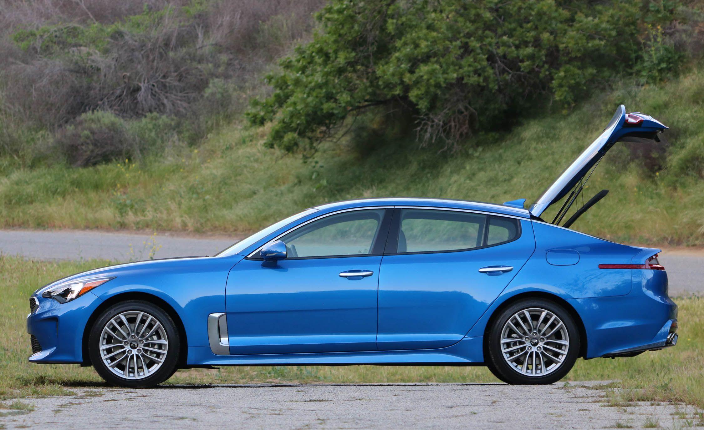 2020 Kia Stinger Reviews Price Photos And Specs Car Driver