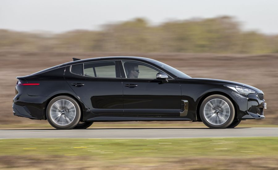 A Diesel Engine Transforms the Kia Stinger—for the Worse