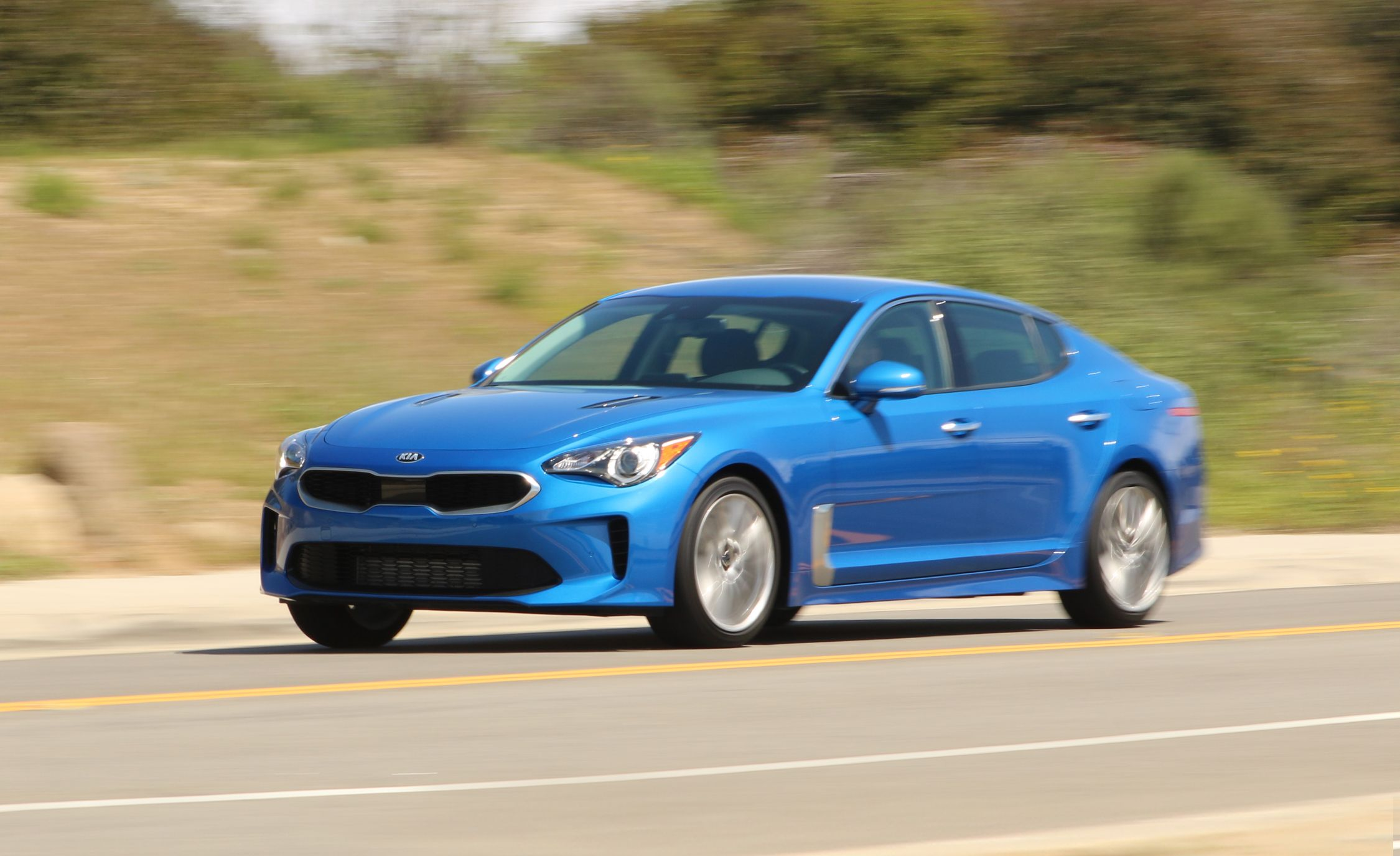 2020 Kia Stinger Reviews Kia Stinger Price Photos And Specs