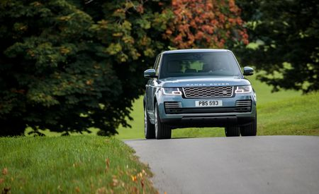 2018 Land Rover Range Rover / Range Rover Supercharged