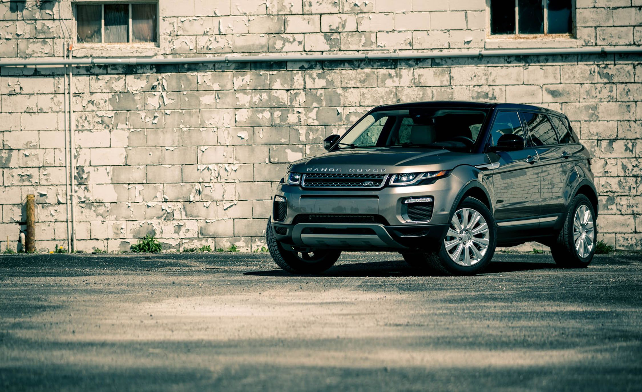 2018 Land Rover Range Evoque Review Convertible