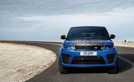 An In-Depth Look at the 2018 Range Rover Sport Supercharged and SVR