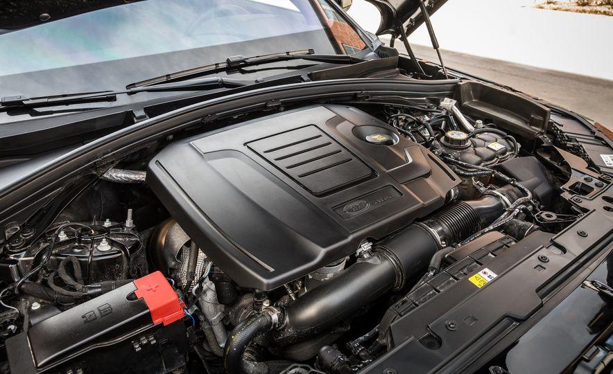 2018 Jaguar F-Pace 30t and 2018 Land Rover Range Rover Velar P250 - Slide 28