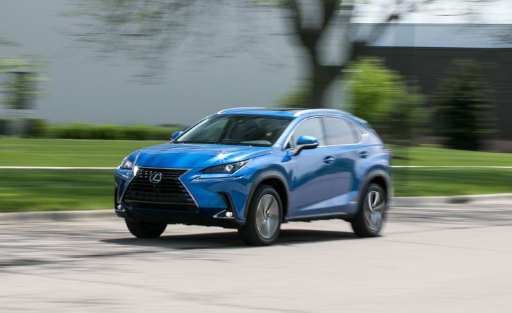 2018 Lexus NX - In-Depth Review - Gallery