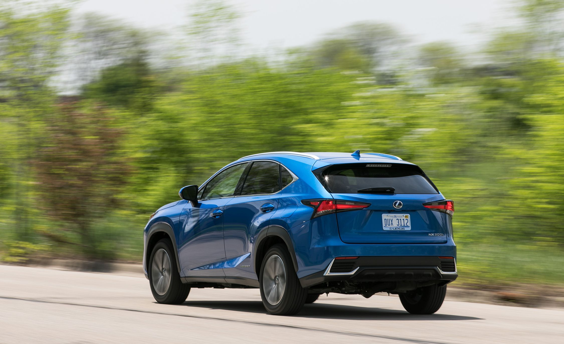 Bmw Cpo Warranty >> 2018 Lexus NX | Warranty and Maintenance Coverage Review | Car and Driver