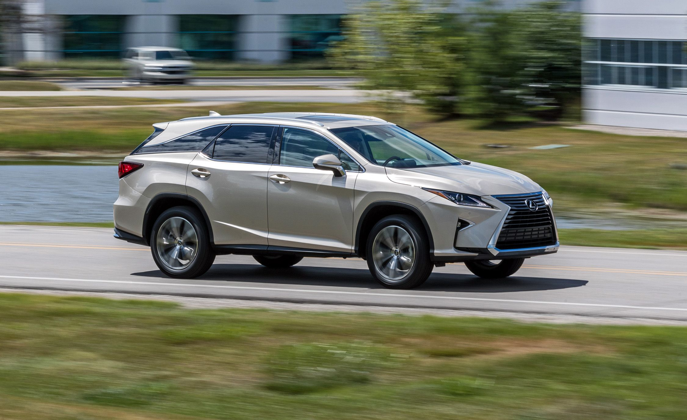 Lexus RX Reviews Lexus RX Price Photos And Specs Car And Driver - Lexus rx 350 invoice price 2018