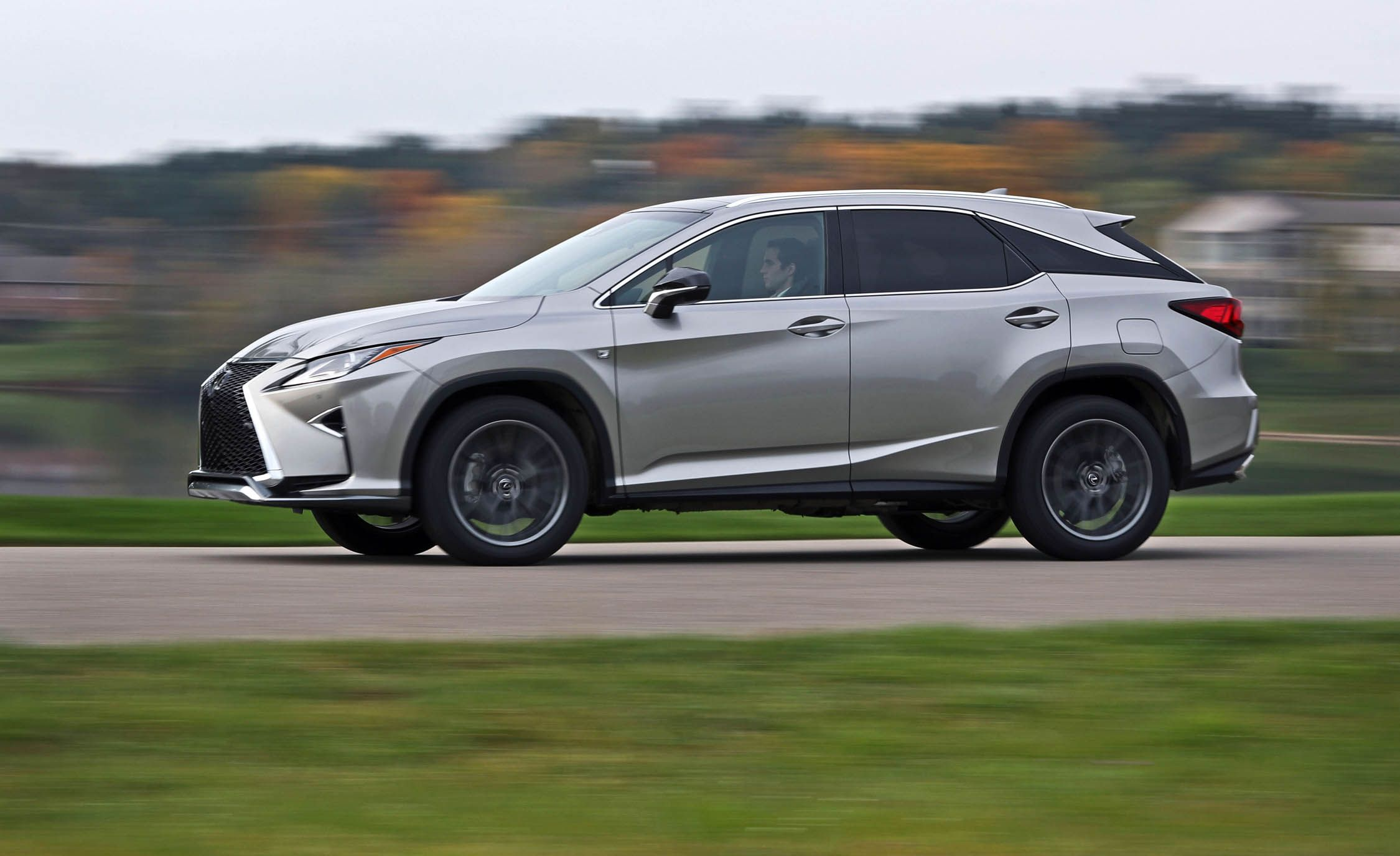 Lexus Rx Reviews Price Photos And Specs Car Driver Rx300 Engine Back Wiring Diagram