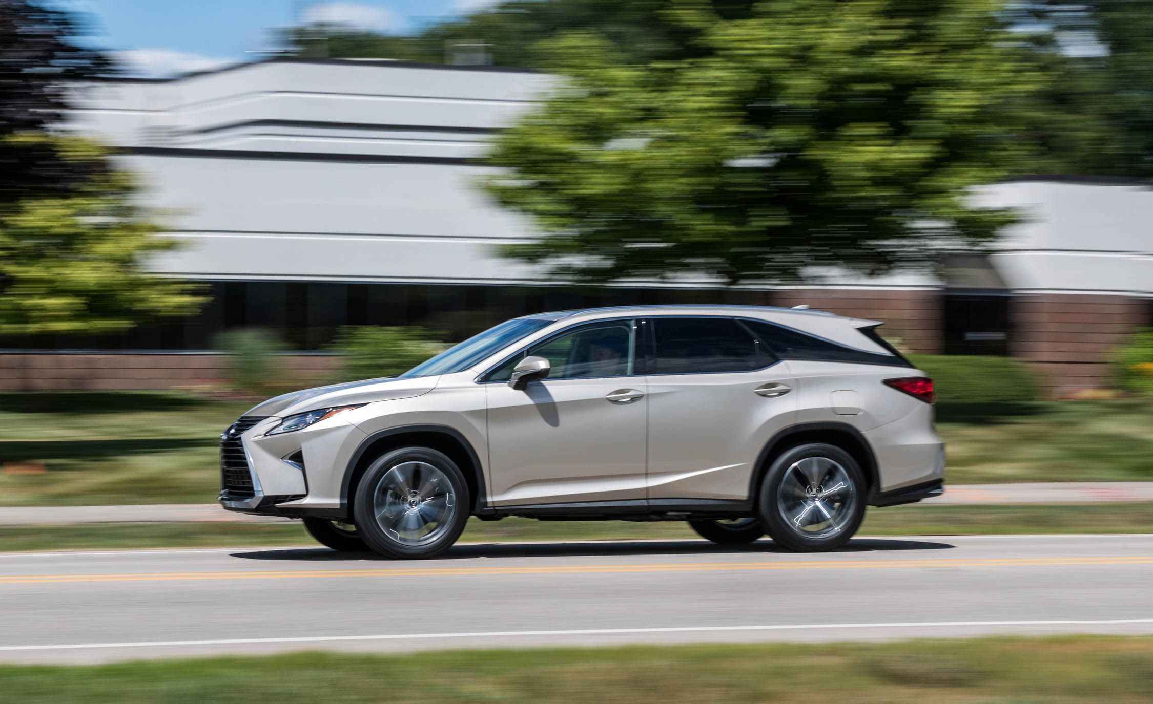 Lexus Rx Reviews Price Photos And Specs Car Driver Rx450h Wiring Diagram