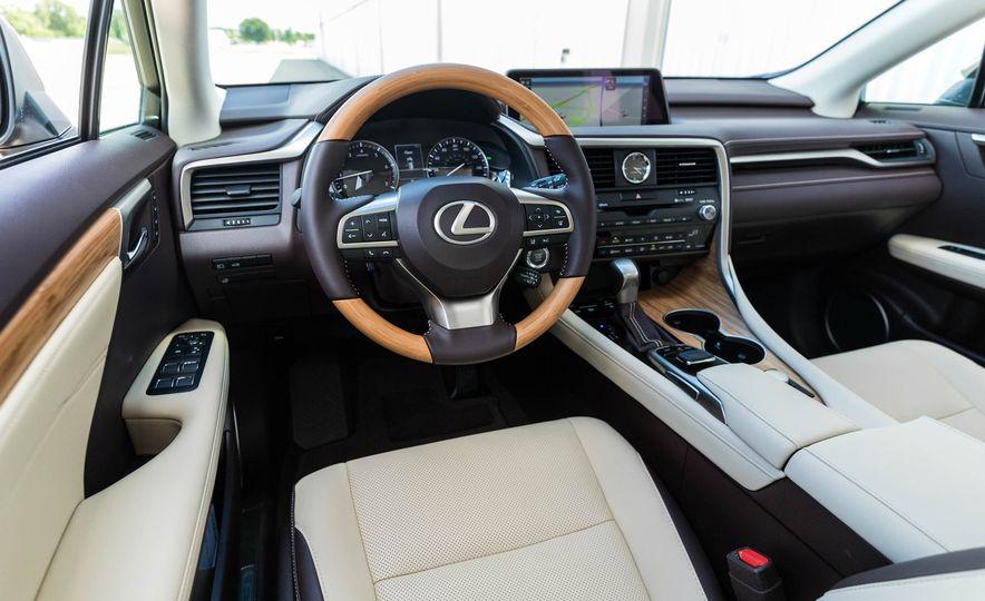 2018 Lexus RX 350L - Slide 16