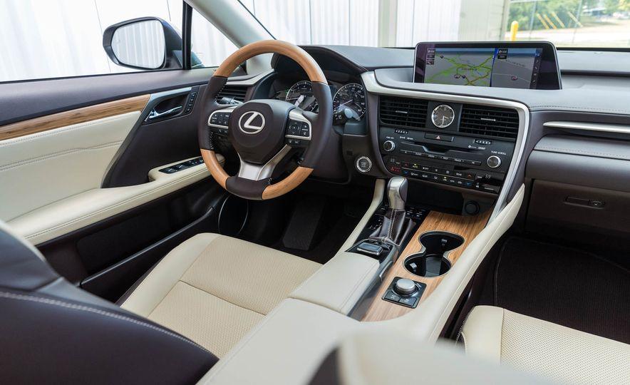 2018 Lexus RX 350L - Slide 18