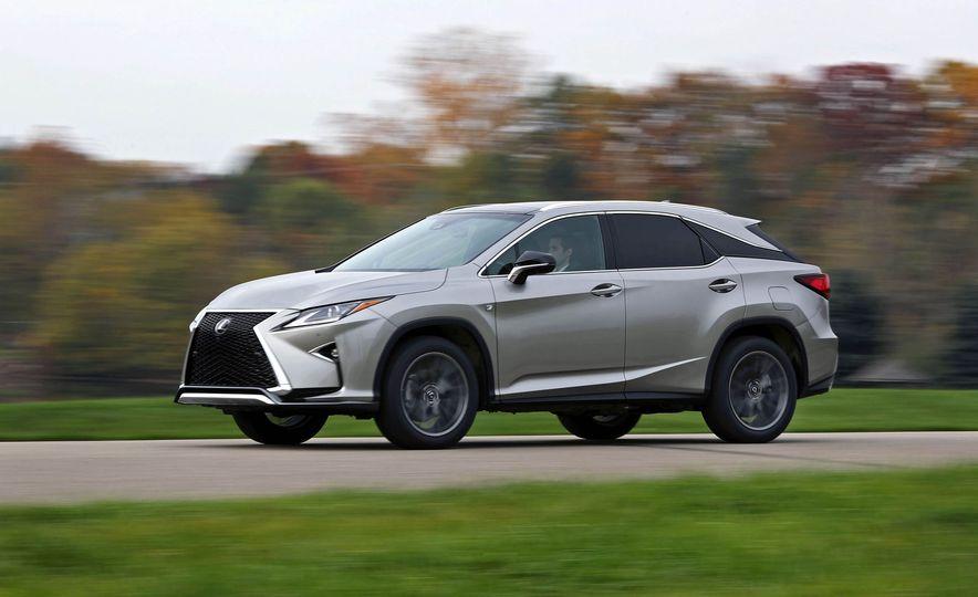 2018 Lexus RX 350L - Slide 32