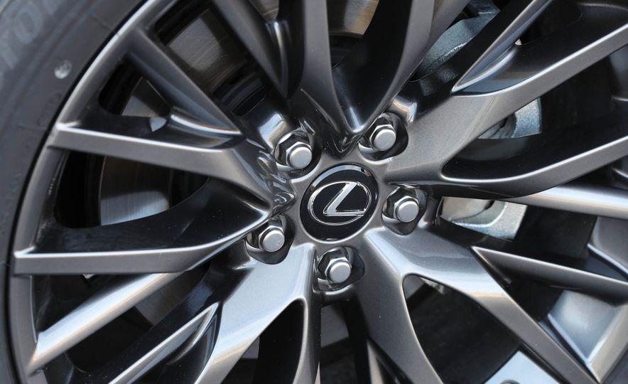 2018 Lexus RX 350L - Slide 62