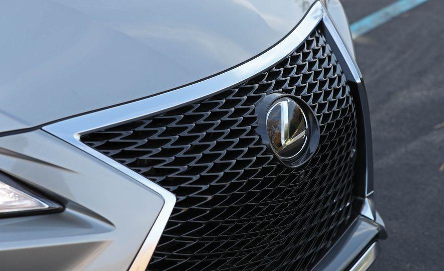 2018 Lexus RX 350L - Slide 47