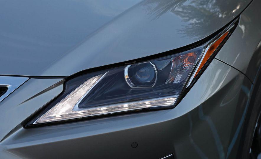 2018 Lexus RX 350L - Slide 49