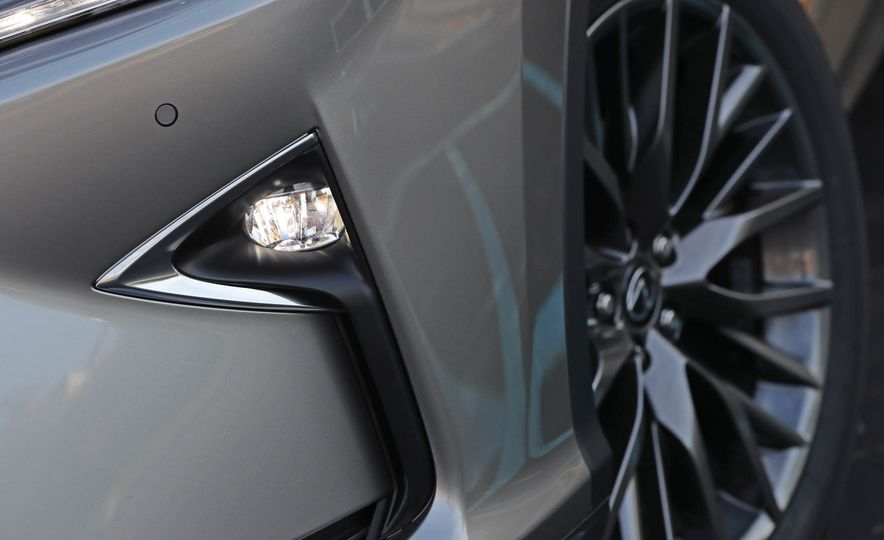 2018 Lexus RX 350L - Slide 50