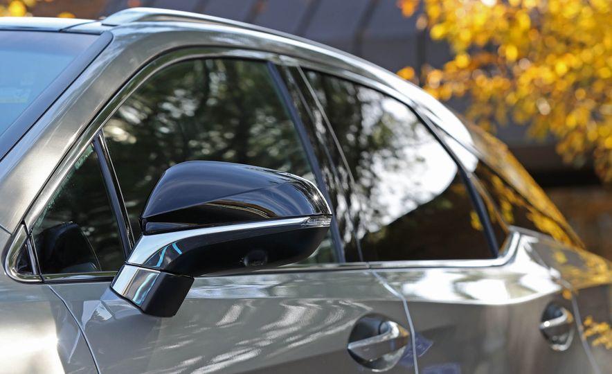 2018 Lexus RX 350L - Slide 51