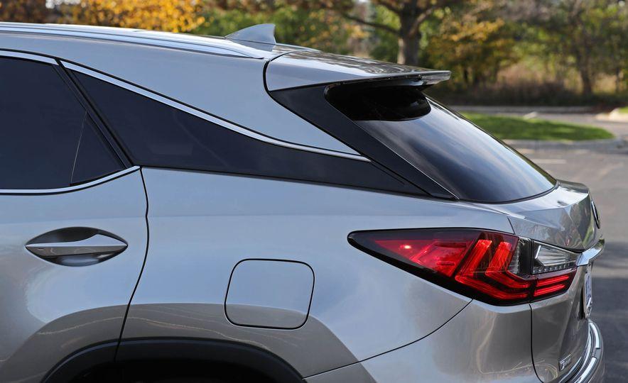 2018 Lexus RX 350L - Slide 53