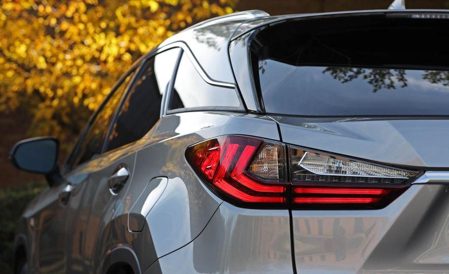 2018 Lexus RX 350L - Slide 55