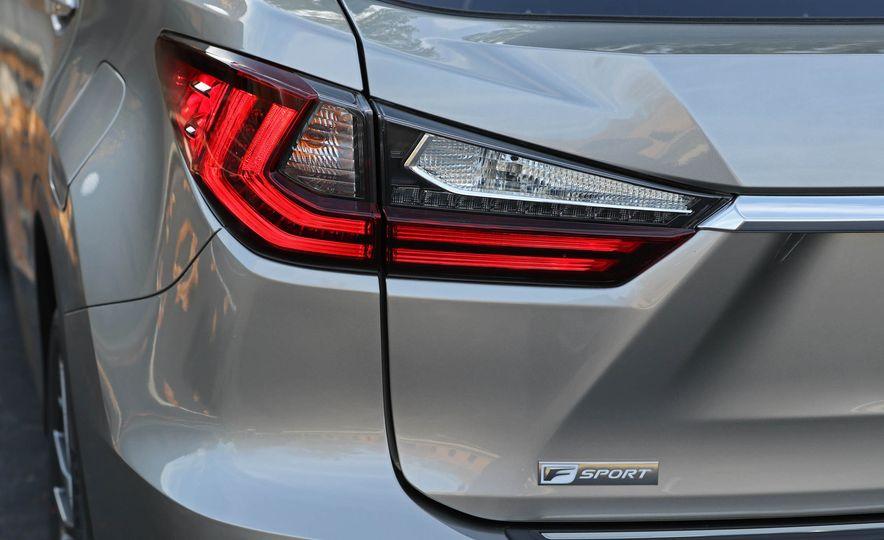2018 Lexus RX 350L - Slide 56