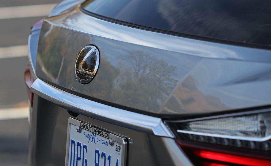 2018 Lexus RX 350L - Slide 57