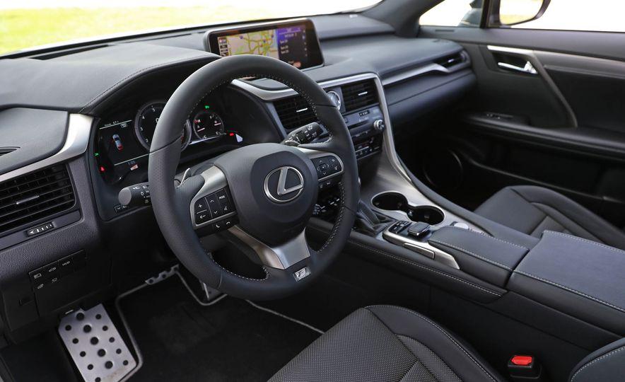 2018 Lexus RX 350L - Slide 63