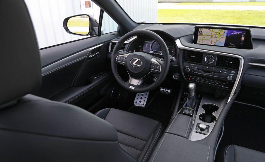 2018 Lexus RX 350L - Slide 64