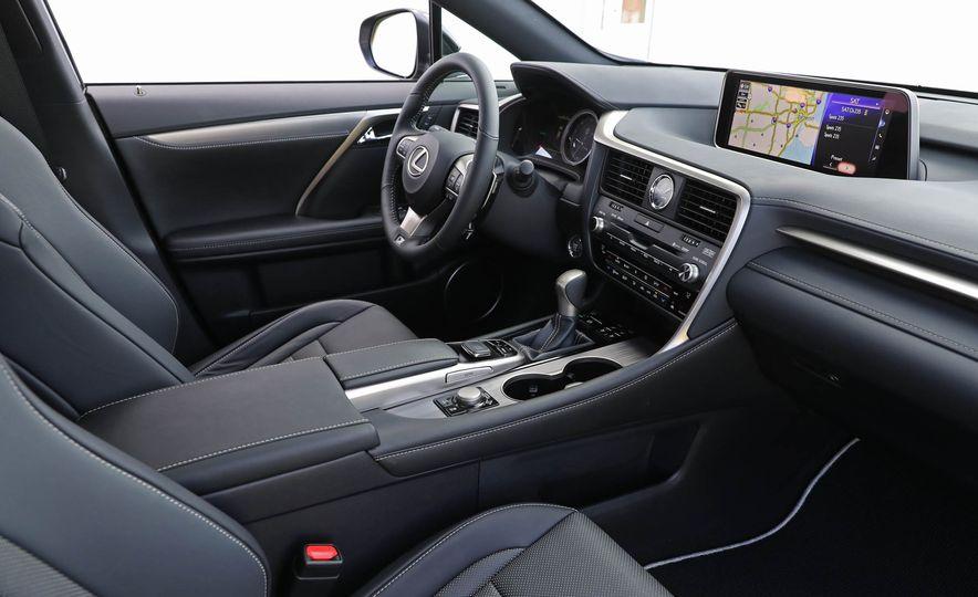 2018 Lexus RX 350L - Slide 65