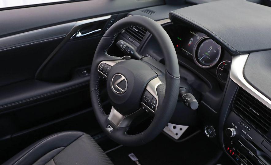 2018 Lexus RX 350L - Slide 66