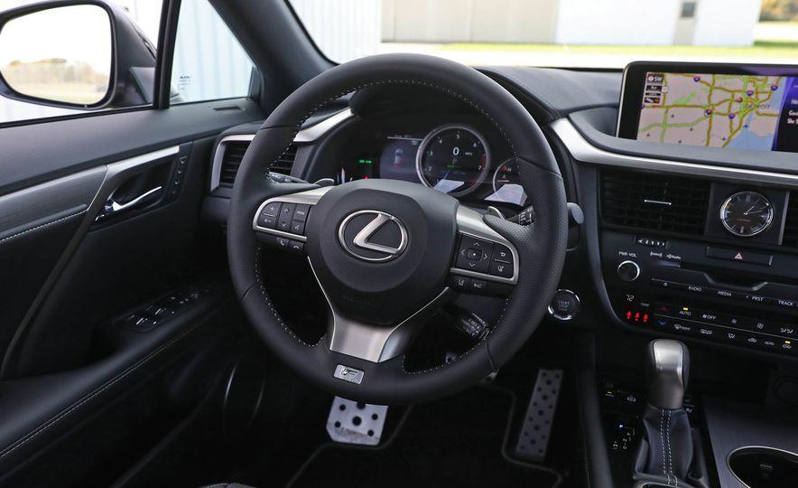 2018 Lexus RX 350L - Slide 67