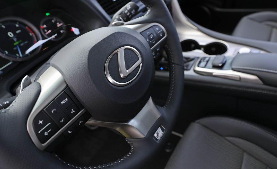 2018 Lexus RX 350L - Slide 68