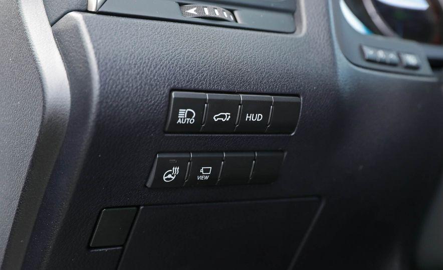 2018 Lexus RX 350L - Slide 71