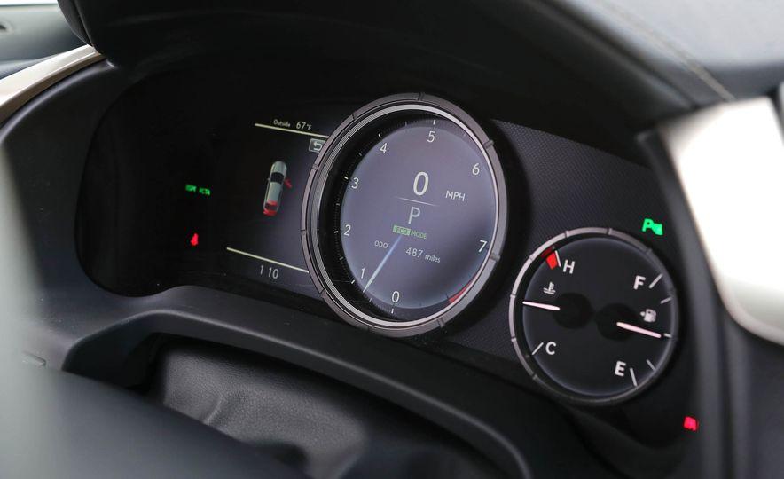 2018 Lexus RX 350L - Slide 74