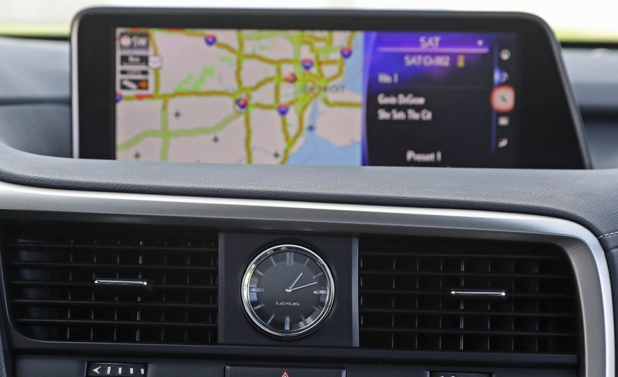 2018 Lexus RX 350L - Slide 77